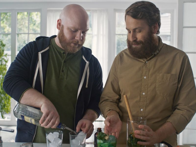 Seagram's Gin: Proudly Us