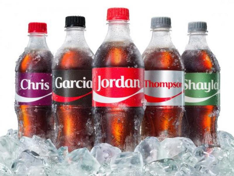 List Of Names On Coke Bottles 2020.Why Coke Is Adding Last Names To Share A Coke Adage