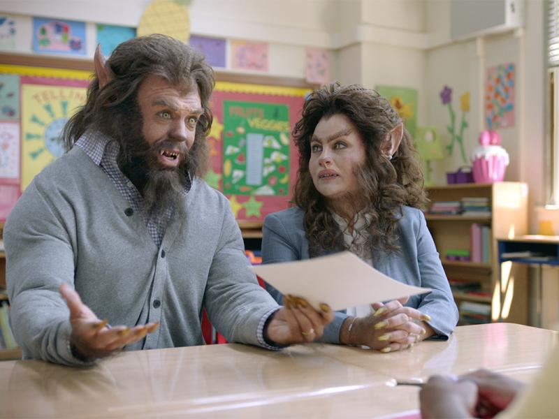DirecTV Turns Parents Monstrous in Ad From Spectrum | Ad Age