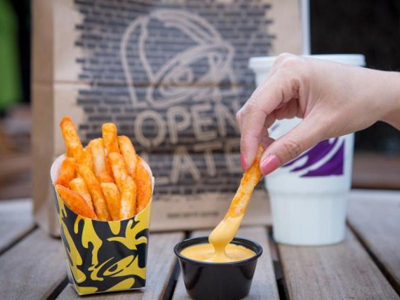 Marketer's Brief: Taco Bell Finally Gives In, Sells Fries | AdAge