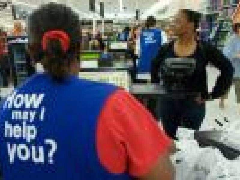 Walmart sparks outcry by replacing greeters with 'hosts' | AdAge