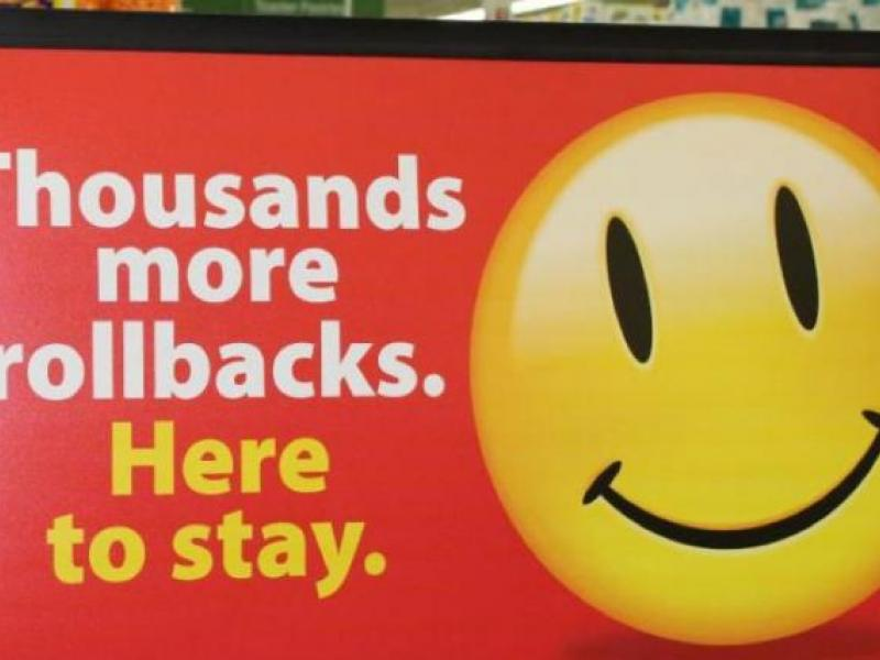Walmart Brings Back The Smiley Face In Ads And In Store Adage