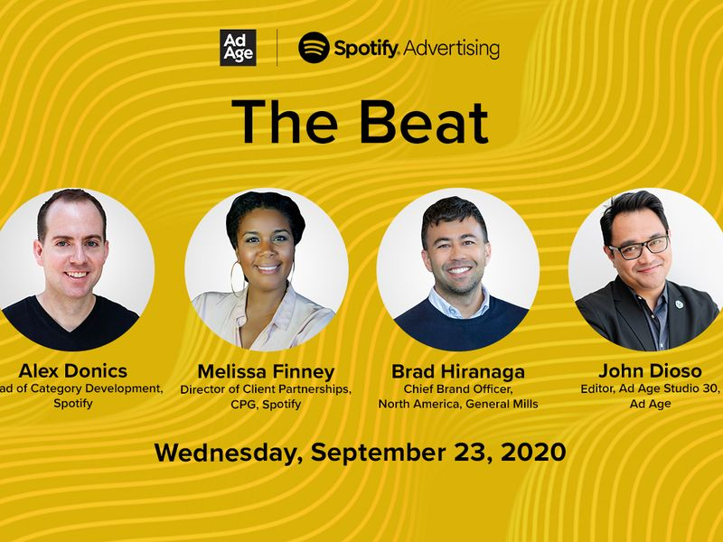 Watch live: How CPG brands are telling their stories and reaching consumers in the new normal