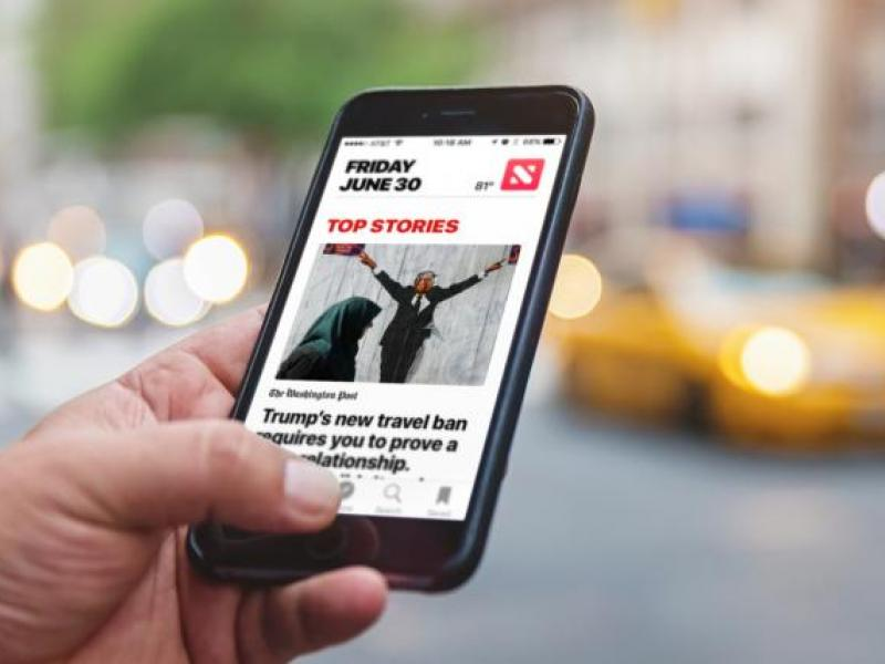 Apple News May Let Publishers Sell Ads Their Own Way