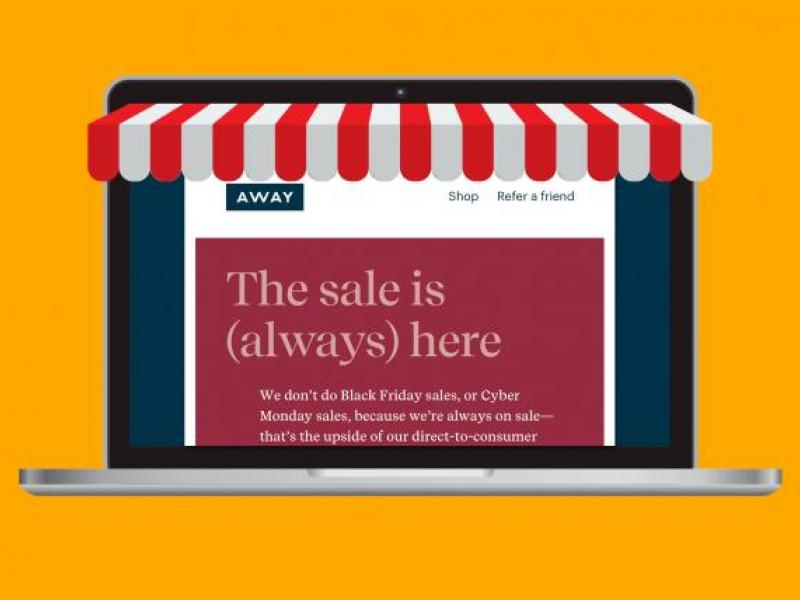 Why direct-to-consumer brands say no to Cyber Monday discounts