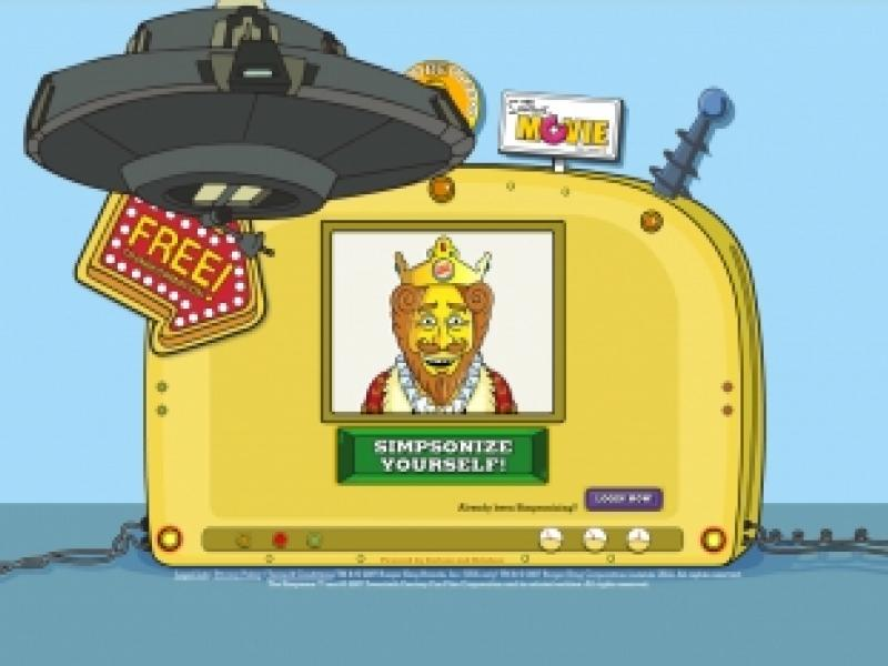 You Too Can Be A Simpsons Character With Simpsonize Me Ad Age