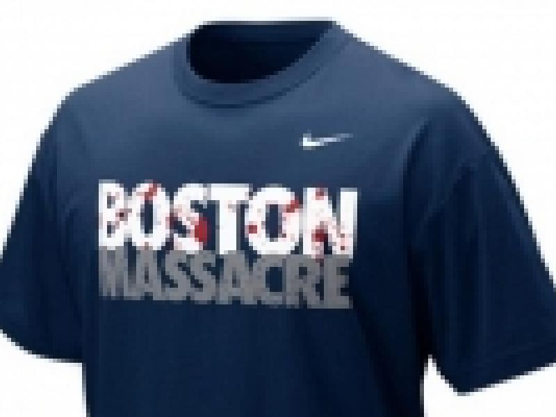 05fd11f0 Nike Yanks 'Boston Massacre' T-Shirts From Stores, Online Retailers | AdAge