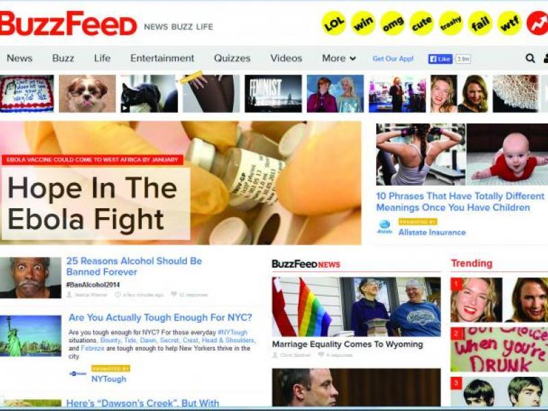 Reality Check: Sizing Up VC-Backed Publishers' Prospects | AdAge