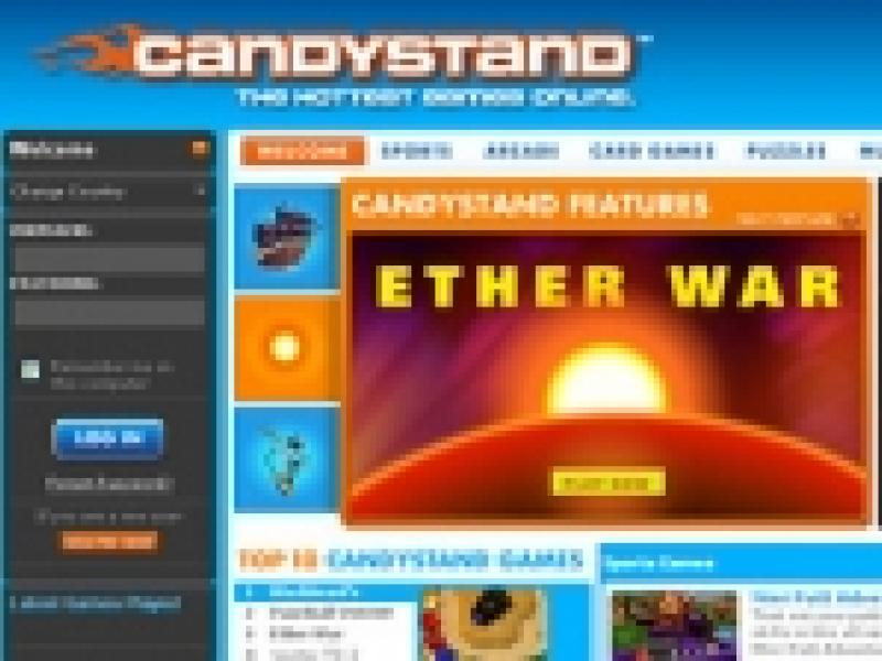 Wrigley Sells Advergaming Site Candystand | AdAge