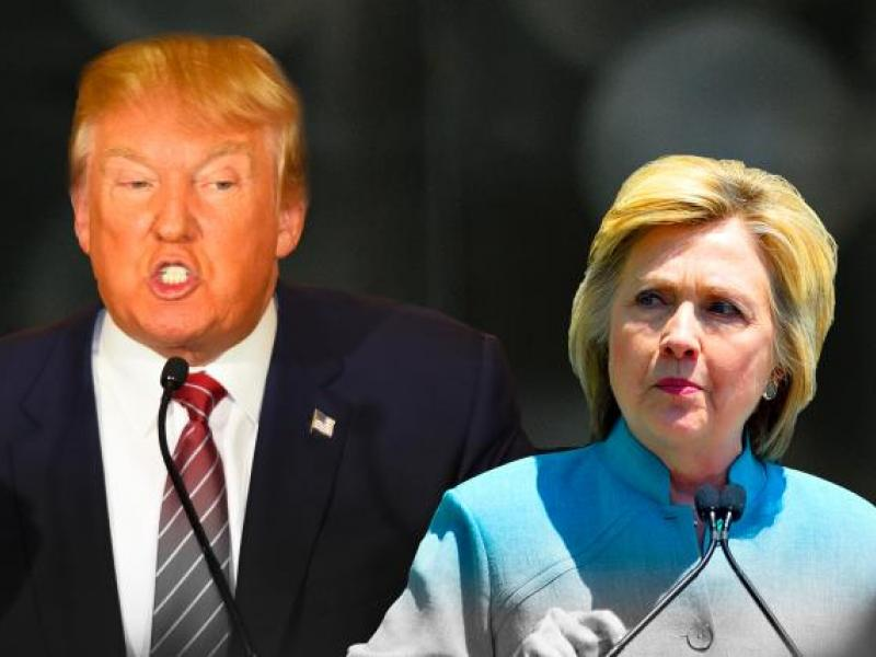 Should Donald Trump Go After Hillary Clinton S Weird Hair Orange Skin And Tiny Hands Ad Age