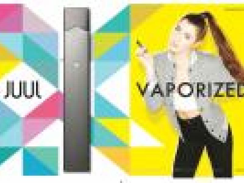 Juul Hopes To Reinvent E-Cigarette Ads with 'Vaporized