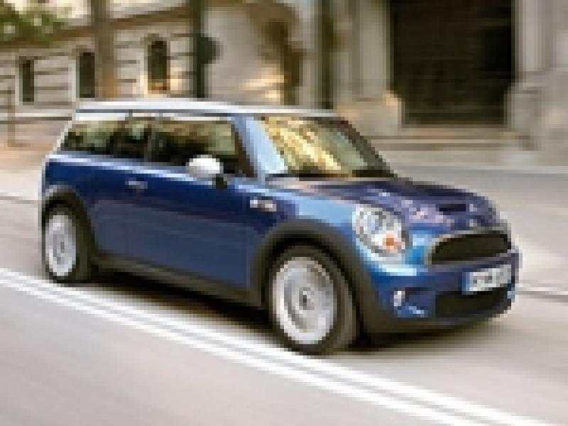 Mini Too Small For You Try The Clubman Adage