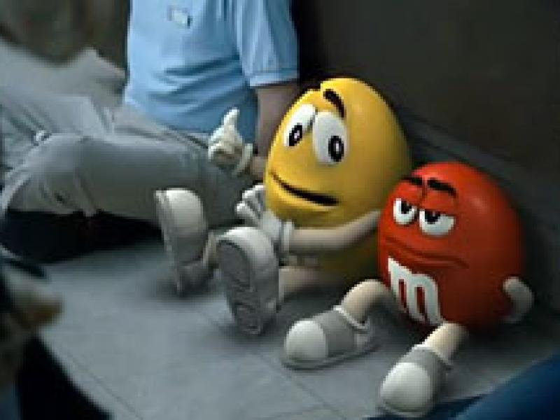 M&M's 'Hostages' Commercial Wins Oscars Ad Contest   AdAge