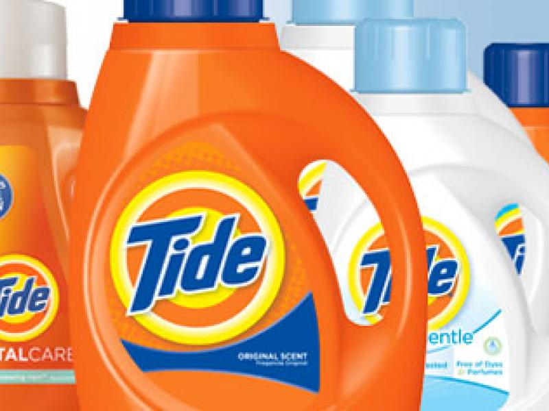 P&G Reinvents Laundry With $150 Million Tide Pods Launch   AdAge