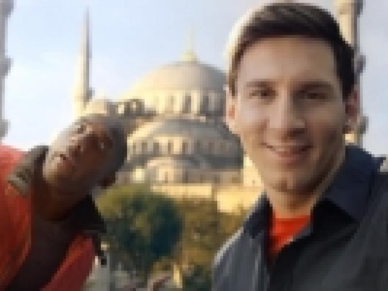 Kobe and Messi Selfie Shootout Wins YouTube's 10-Year Ad Showdown