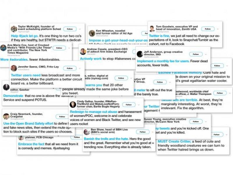 FixIt! How to Save Twitter in 140 Ways | AdAge