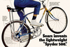 A nostalgic look back at the Sears 'Spyder 500' wheelie bike
