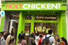 Morgan Spurlock opens NYC pop-up chicken joint as 'Super Size Me 2' hits theaters
