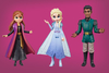 Disney launches new Frozen and Star Wars toys on the same day