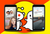 Reddit strikes sharing deal with Snap