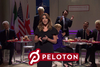 Watch 'Melania Trump' (Cecily Strong) plug Peloton on 'SNL'