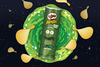 Pringles returns to the Super Bowl, this time with Rick and Morty