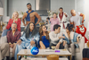 It's a Procter & Gamble Super Bowl ad: Tide returns along with a crowd-shaped corporate spot