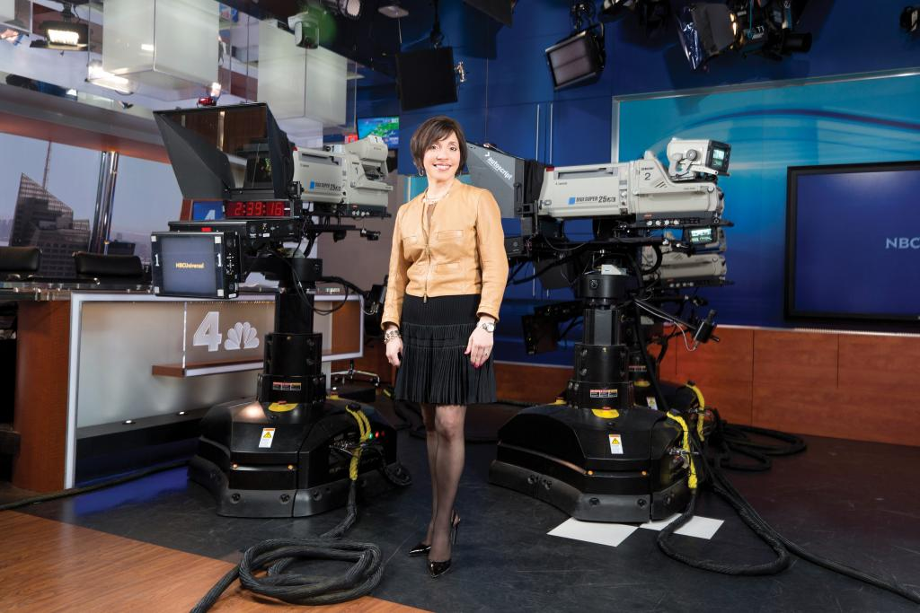 Meet Linda Yaccarino -- the Woman Who Has TV's Toughest Sales Job