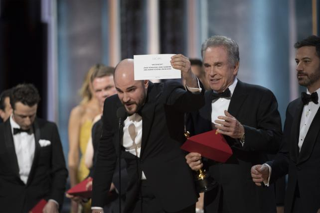 Oscars Oops Could Spell Lasting Brand Damage for PricewaterhouseCoopers