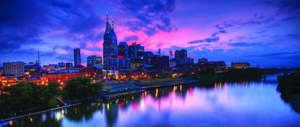 City Spotlight: More Than a Music Town, Nashville Is a