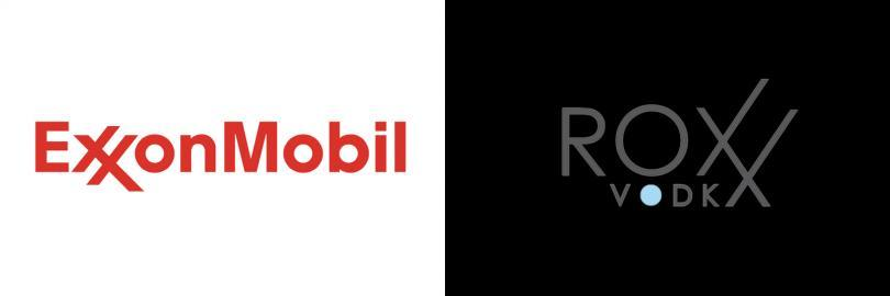 Exxon Mobil Says Vodka Brand Is Unlawfully Using Its XX Logo