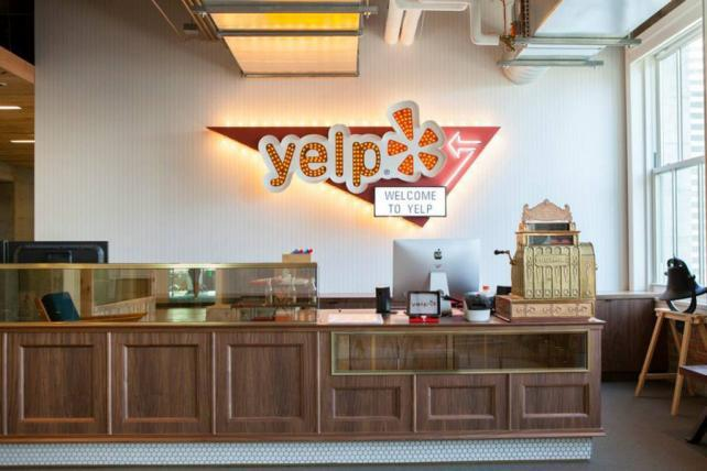 Yelp Continues Shift Away From Display Advertising Ad Age
