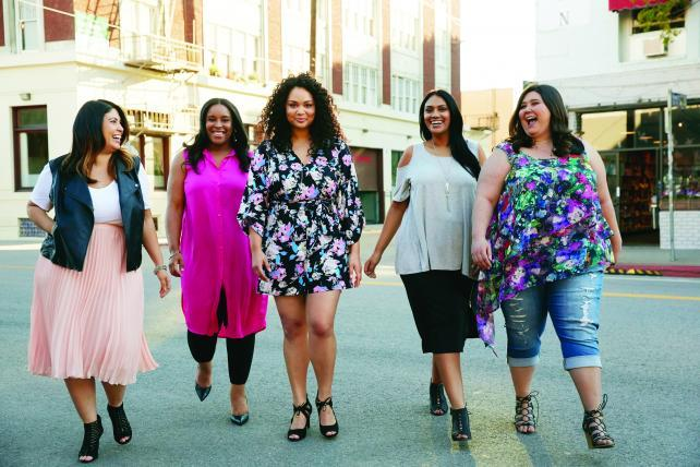 bdd52ffd39 Plus-Size Fashion Is Having a Moment