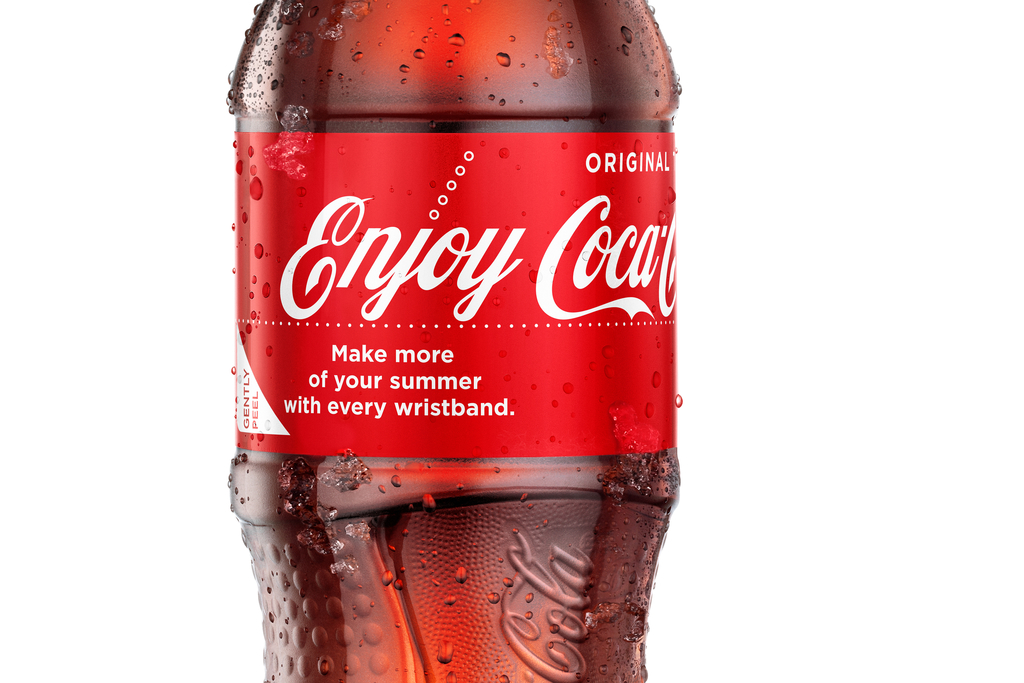 List Of Names On Coke Bottles 2020.Coca Cola Adds Enjoy To Packaging In Summer Push Adage