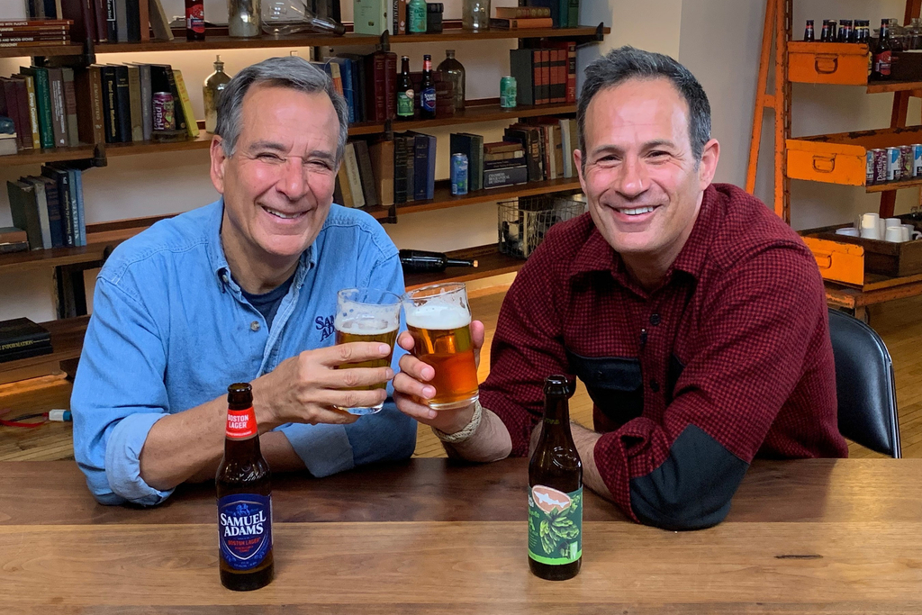Sam Adams' Boston Beer buys Dogfish Head Brewery for $300 million