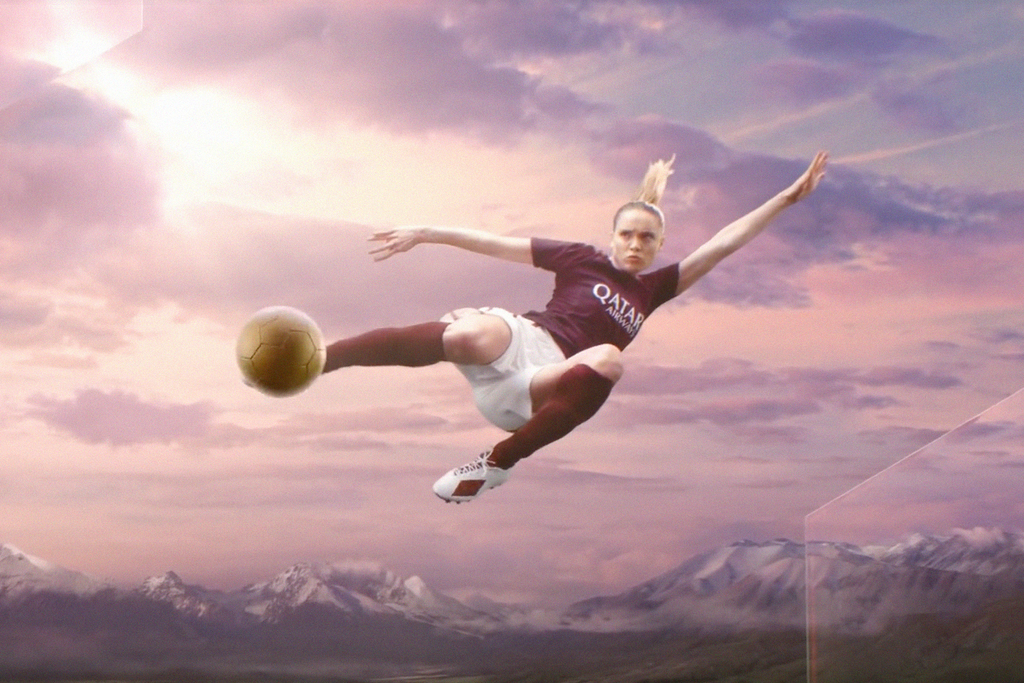 7f595b86152 Big brands go viral with Women's World Cup ads | AdAge