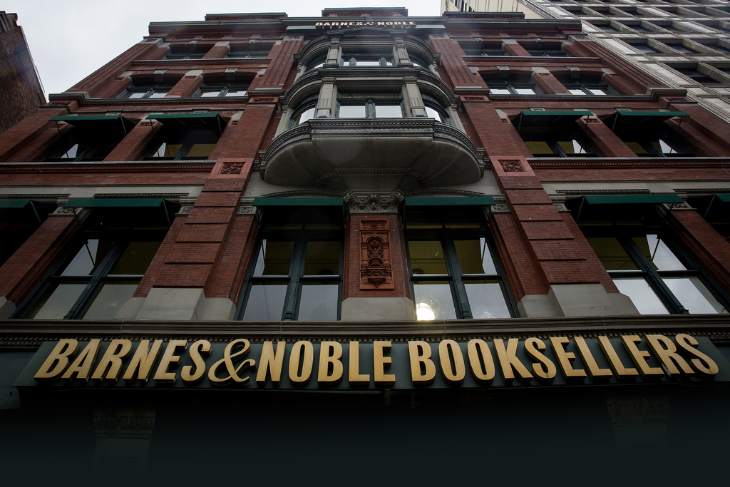 Barnes & Noble Sold for $683 Million