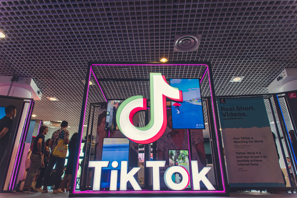 TikTok hires RPA and Initiative to ramp up U S  marketing