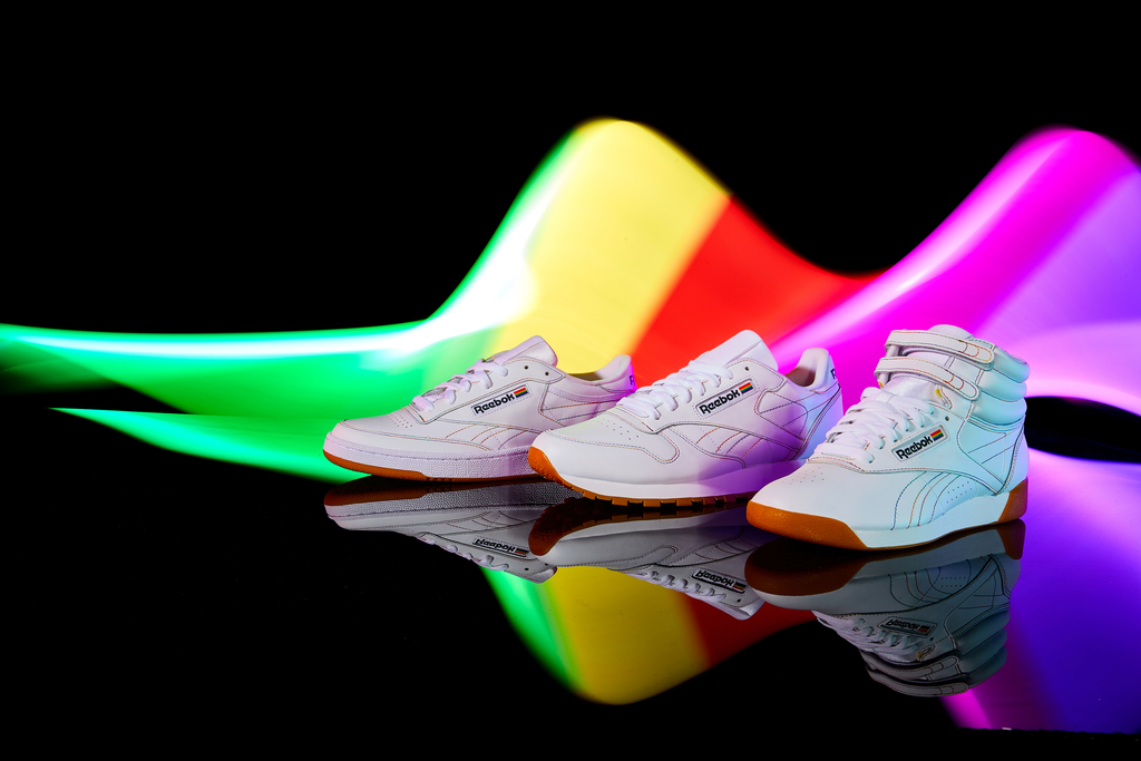 A new top marketer at Reebok and an unlikely retail collab