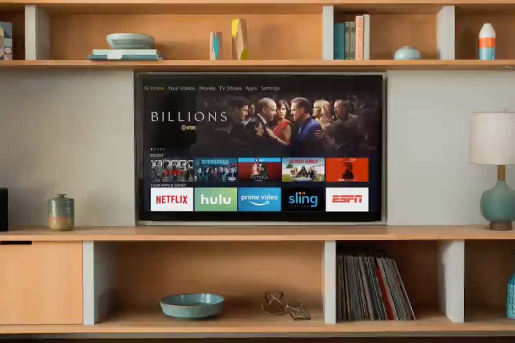 Amazon opens way for apps on Fire TV to sell ads with The