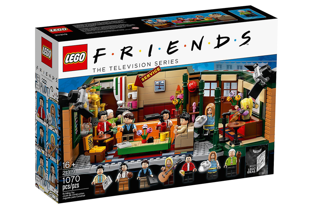 Lego's 'Friends' set is the obvious collab we should have seen