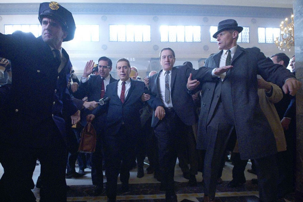 Netflix's The Irishman to run in cinemas ahead of streaming release