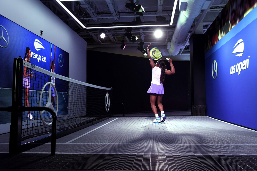 How the U S  Open became a branded juggernaut | AdAge