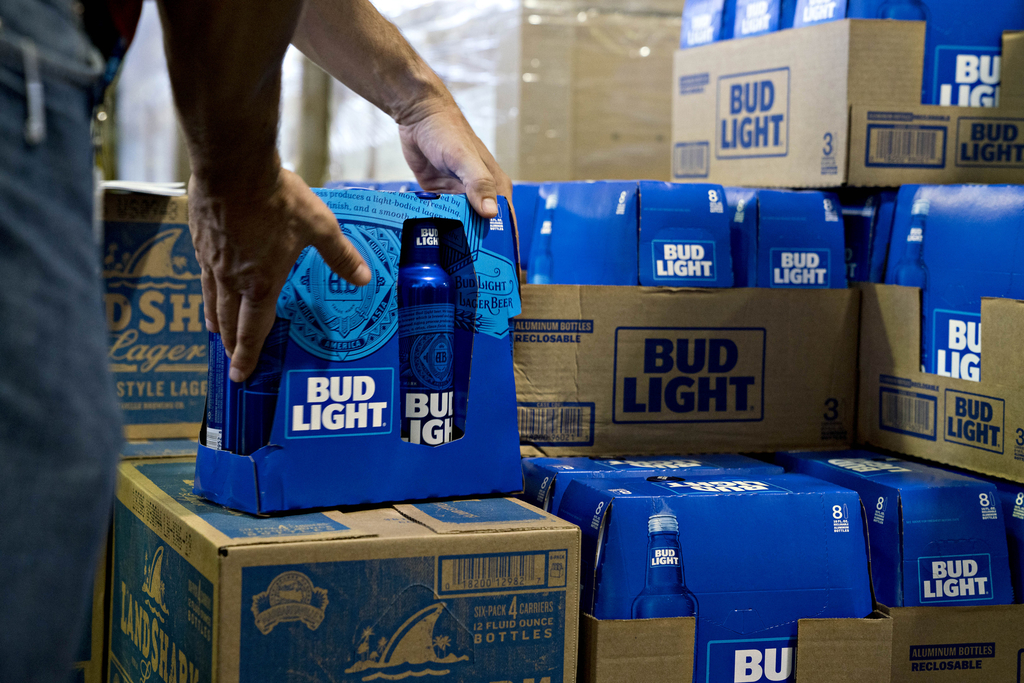 Bud Light Seltzer Is In The Works Amid Hard Seltzer Sales