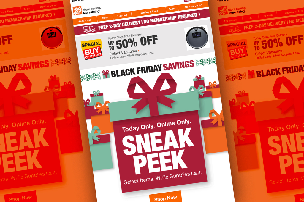 Brands Push Black Friday Deals 11 Days Ahead Of Schedule