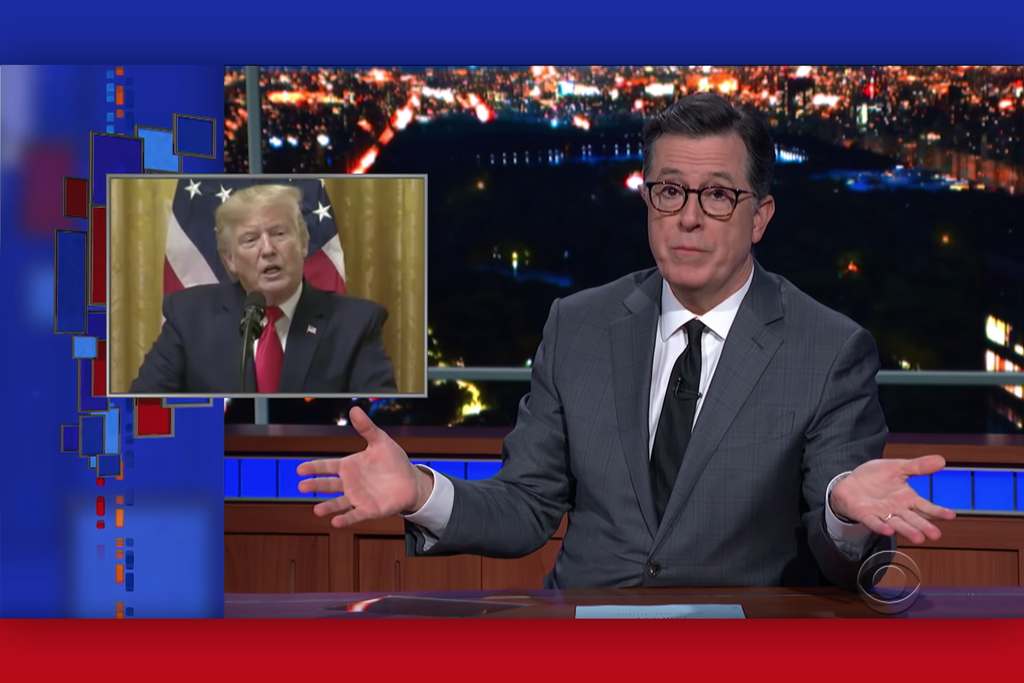 Trump Fatigue Levels The Late Night Playing Field Ad Age