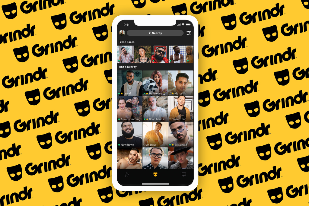 Grindr and OkCupid share very personal data with marketers