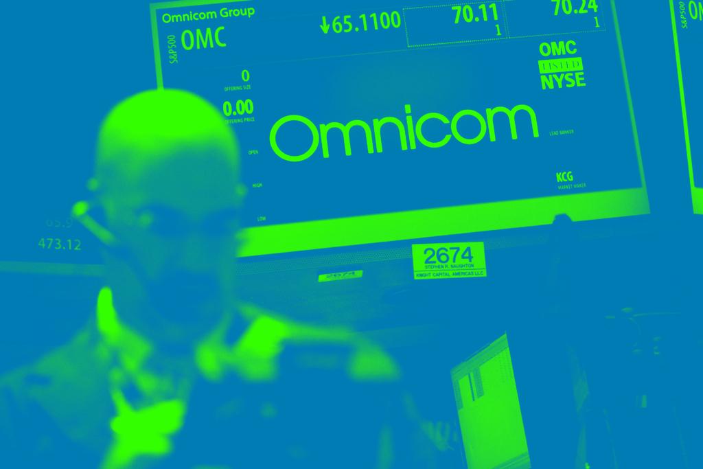 Omnicom shares rise on strong fourth quarter, full-year ... Omnicom Shares
