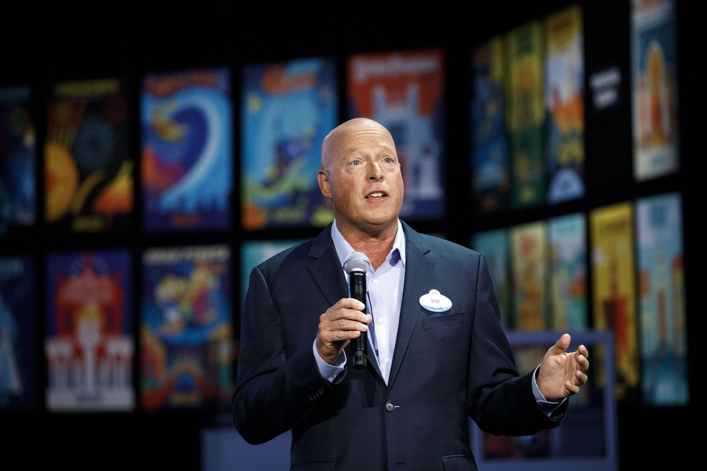 Bob Chapek to Succeed Bob Iger as Disney CEO