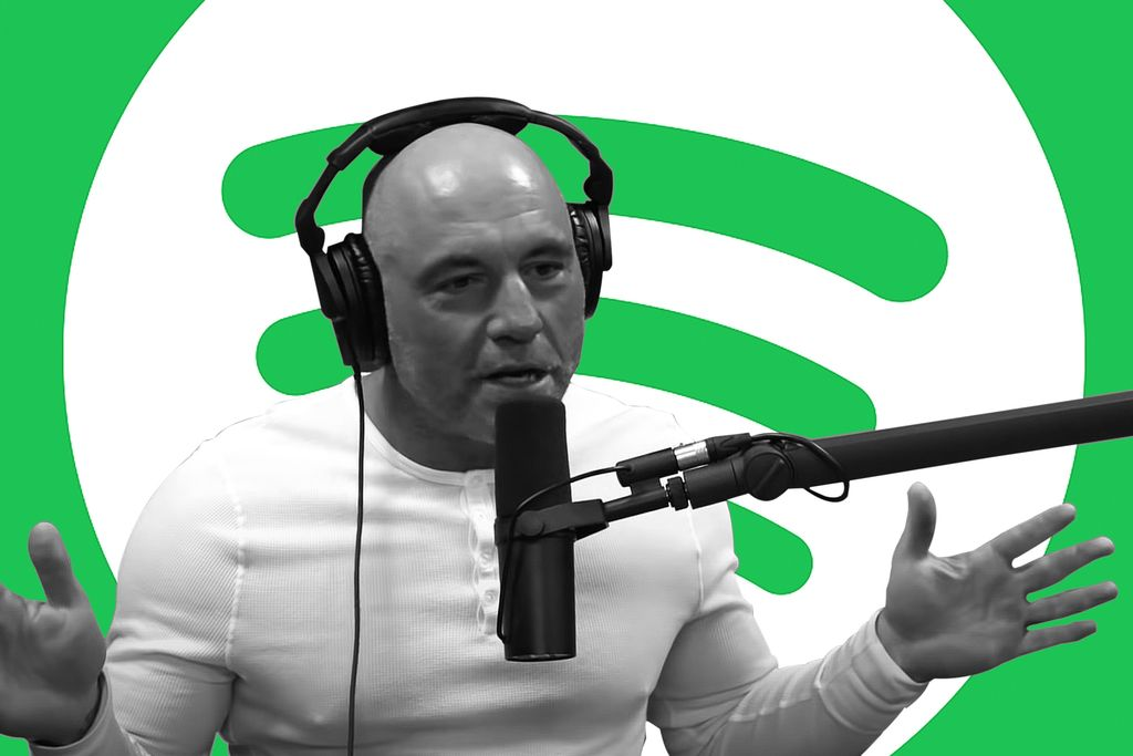 Joe Rogan Will Bring His Podcast Exclusively to Spotify